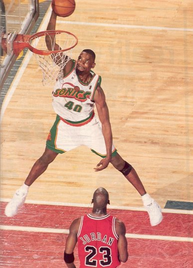 "Shawn Kemp: ""The Reignman"" (Highlight Videos)"