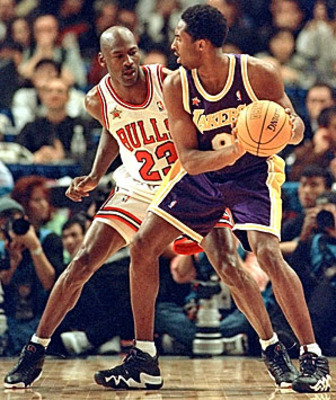 The 1996 Chicago Bulls Vs. The 2001 Los Angeles Lakers: Who Wins a 7 Game Series? By @ProfessorCorria