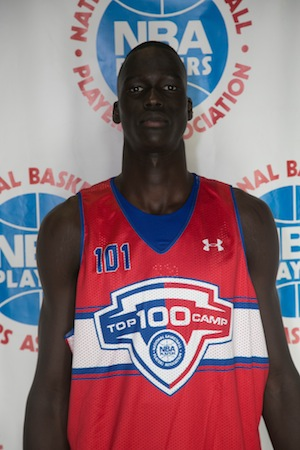 Thon Maker: 7 Foot High School Sophomore Phenom is NEXT